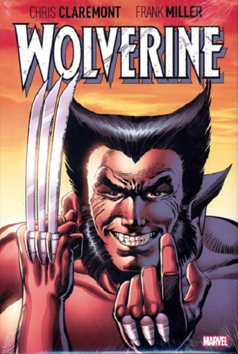 Wolvering Comic Book Cover