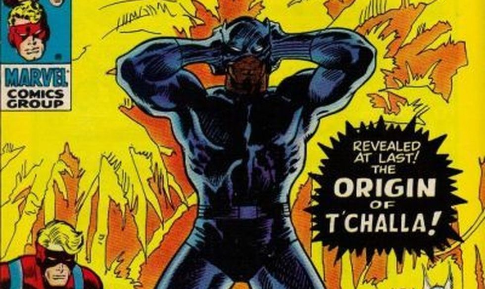 Black Panther characters and artwork copyright of Marvel Comics